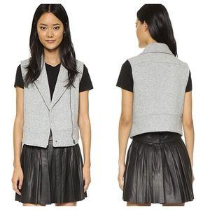 NWT Club Monaco Wool Blend Vest